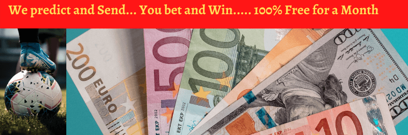Our vip Betting Tips are 100% Free for a Month